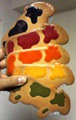 動物クッキー(うし)